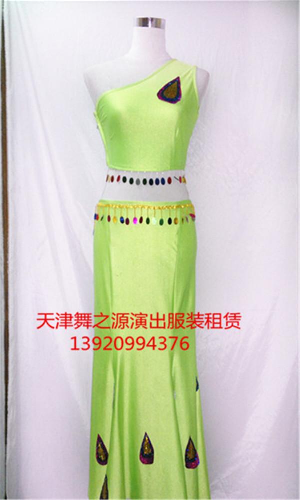 绿色傣族2